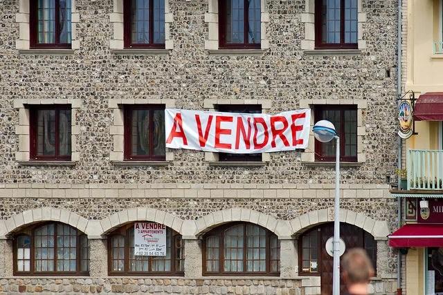 A vendre crédits Frédéric Bisson (CC BY 2.0)