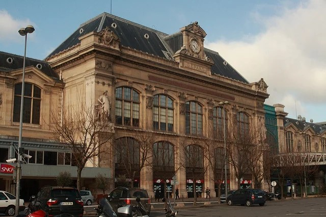 Gare d'Austerlitz-Matthew Black(CC BY-SA 2.0)