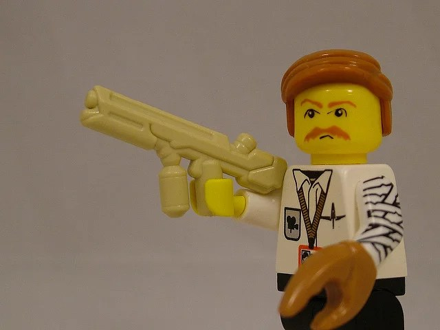 enigmabadger_BrickArms D9 Assault Rifle Prototype(CC BY-NC-ND 2.0)