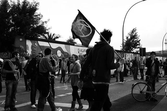 Anarchy in Berlin crédits Carl Hiett (CC BY-NC-ND 2.0)