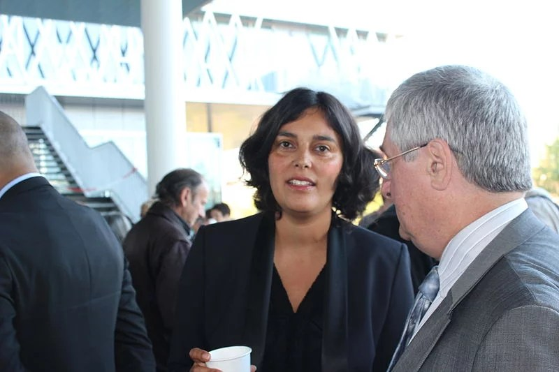 Myriam El Khomri, ministre du travail et de l'emploi, à l'origine de la loi travail