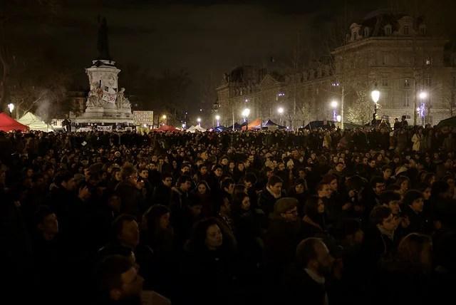Nuit Debout à Paris. Une conséquence des échecs de l'université publique française ?