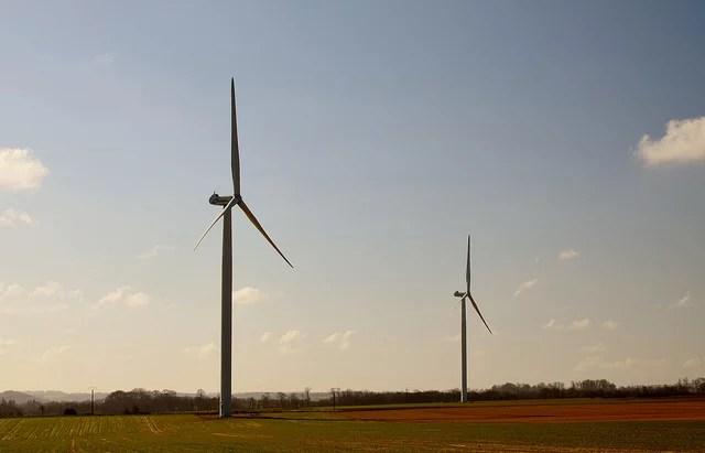 L'angoisse des éoliennes