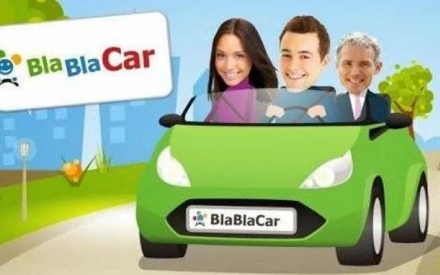 Blablacar, figure de l'économie collaborative avec Uber ou Airbnb