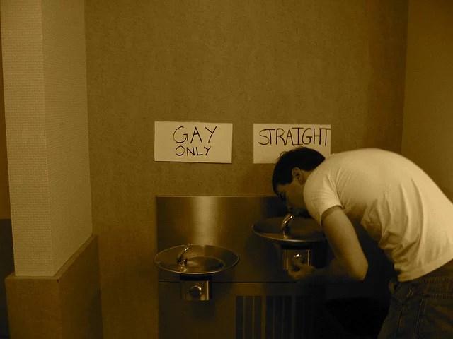 Homophobie et ségrégation