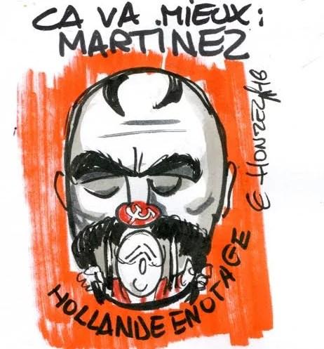 Hollande Martinez rené le honzec