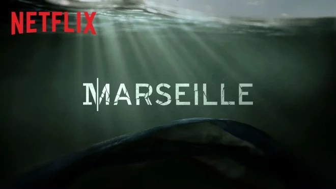 Marseille, une série Netflix