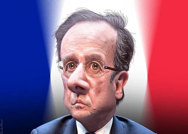 François Hollande n'a plus le foot pour se refaire
