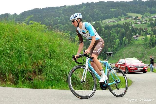 Romain Bardet au Prologue du critérium du Dauphiné 2016(CC BY-NC-ND 2.0)