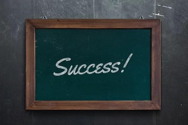 Success by go digital (CC BY-SA 2.0)