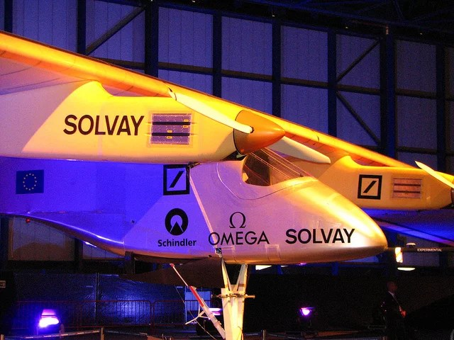 La révolution Solar Impulse n'aura pas lieu dans le ciel