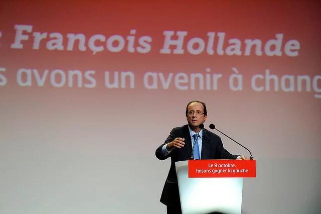 Candidature de François Hollande : a-t-il déjà renoncé ?!