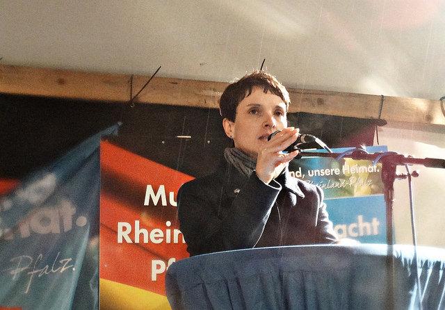La renaissance de l'extrême droite en Allemagne