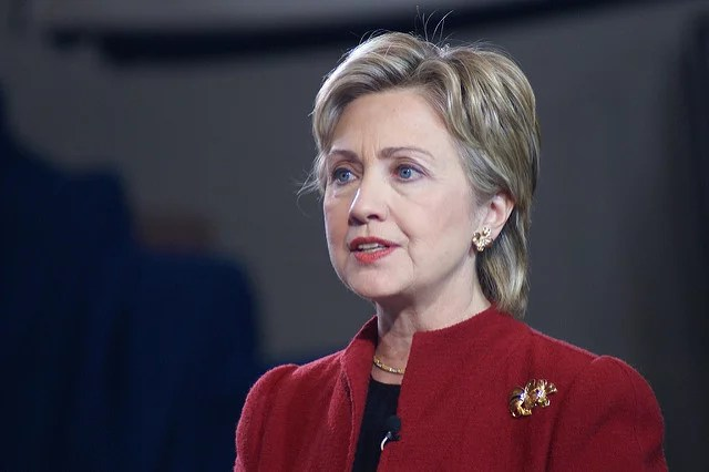 La démocratie selon Hillary Clinton