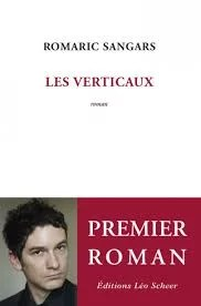 Les Verticaux, de Romaric Sangars (Leo Scheer)