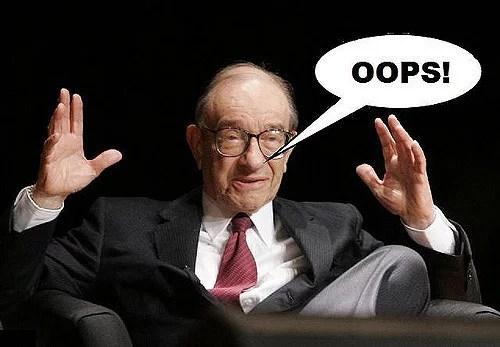 Crise de l'euro : la prochaine crise, selon Greenspan