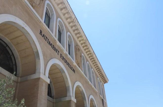 Fac de droit et de sciences politiques Aix en Provence