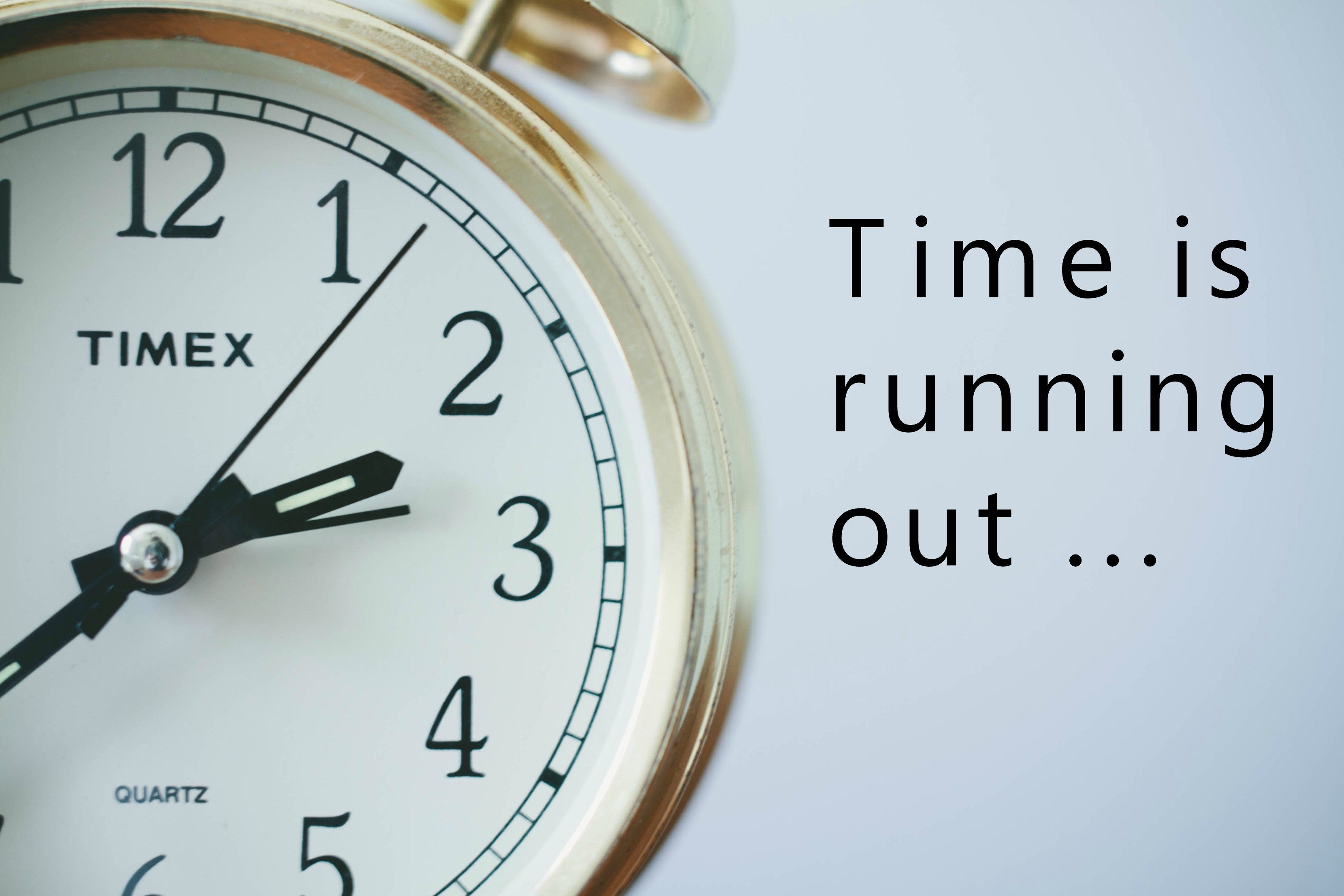 Image result for spiritual clock time is running out images