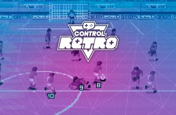 Control Retro – Super Formation Soccer