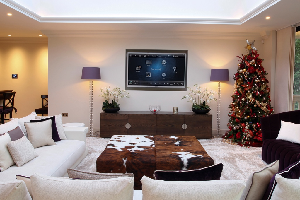 Smart Lighting for the Holidays: holiday, home automation, smart lighting,