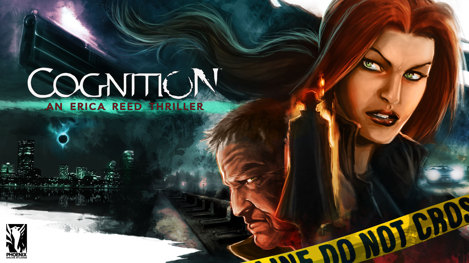 Cognition – An Erica Reed Thriller