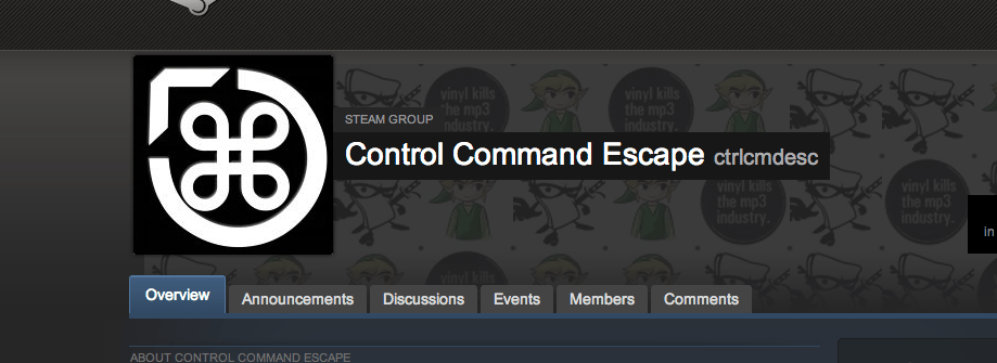Come Join Our Steam Group