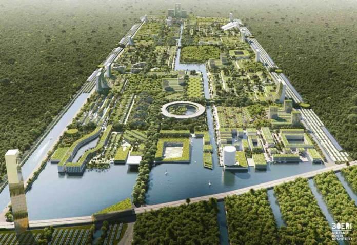 smart forest city, un paraíso ecológico puede venir a cancún