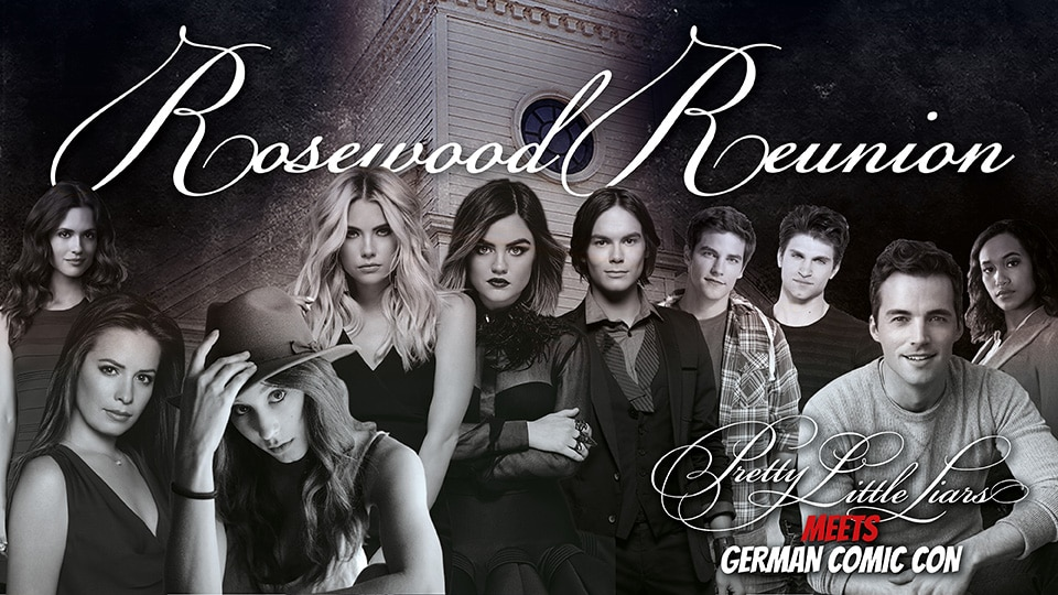 Die Rosewood Reunion - Eine Con in der Con