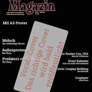 Convention Magazin Ausgabe 3