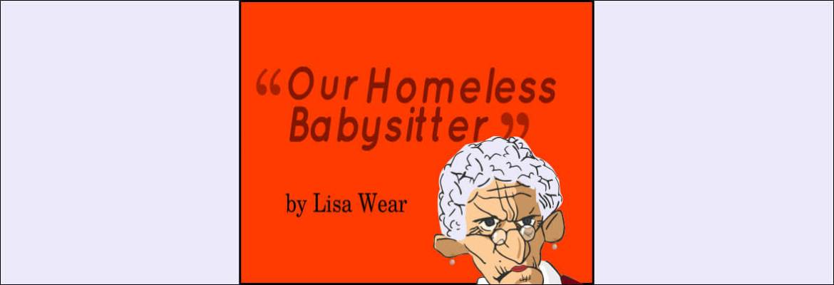 homeless babysitter