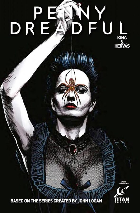 CA - Penny Dreadful: The Awakening #1 Signing | Convention Scene