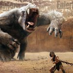 Monster versus John Carter movie still