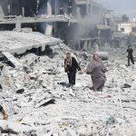 Palestinian Christians seek justice in Gaza