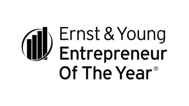 Ernst and Young Entrepreneur of the Year Logo