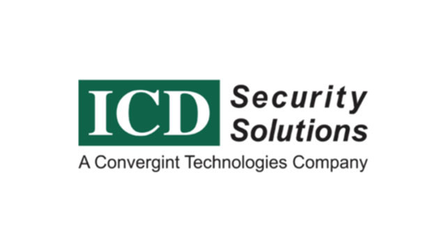 ICD Security Solutions logo header image
