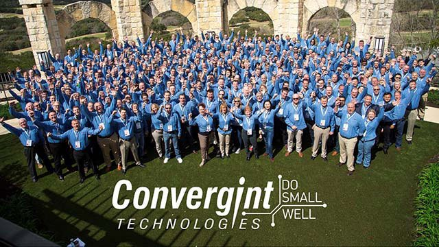 Convergint Technologies Group photo header image