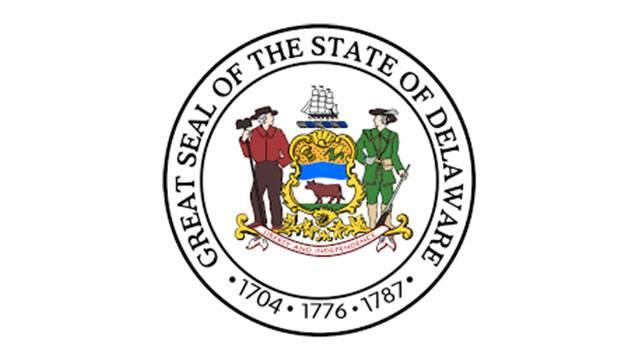 Sate of Delaware Logo