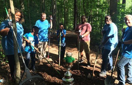 Convergint day Atlanta Parkwood Farms
