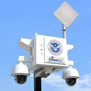 Crime Eye Camera