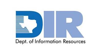 DIR Department of Information Resources header image