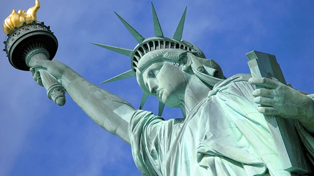 Statue of Liberty header image