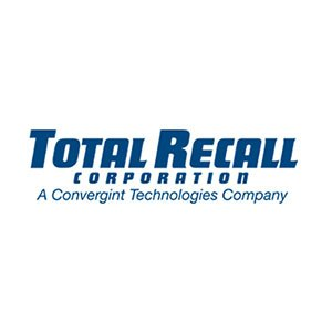 Total Recall Corporation logo