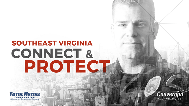 Southeast Virginia Connect and Protect Total Recall header image