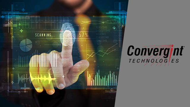 access control picture with Convergint Logo