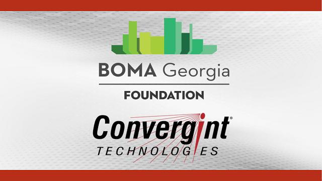Convergint Technologies Boma Georgia Foundation header image