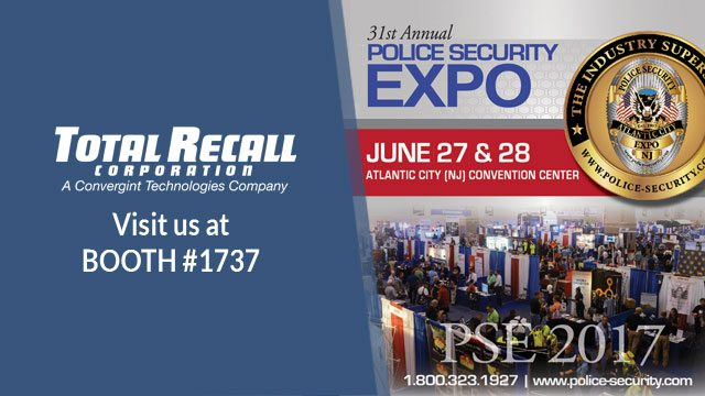 Police security Expo header image