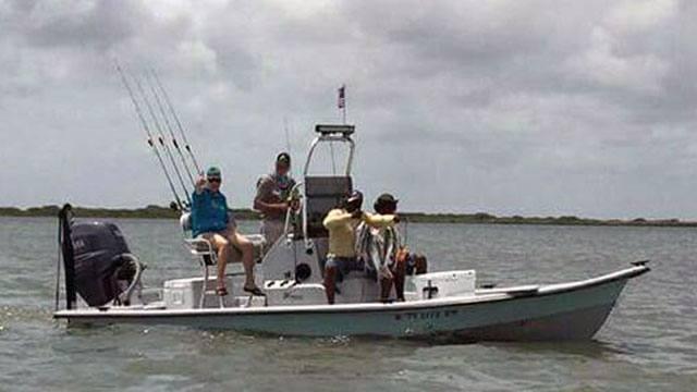 fisherman on a boat header image