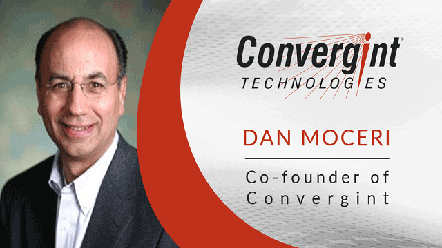 Dan Moceri Co-founder of Convergint header image