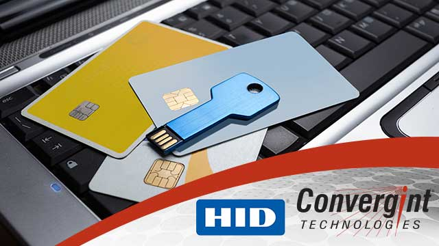 Key and access cards Highly secure identity header image