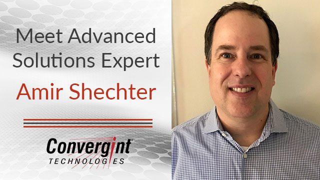 Amir Shechter Advanced Solutions